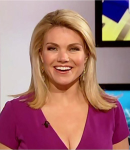 Heather Nauert Scott Norby