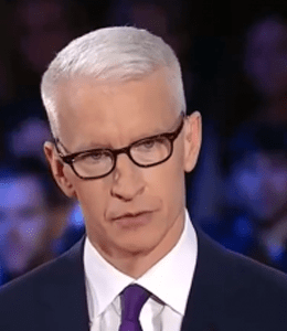Anderson Cooper Career, Gay, Awards, Personal life
