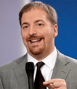 Chuck Todd-  American Television Journalist