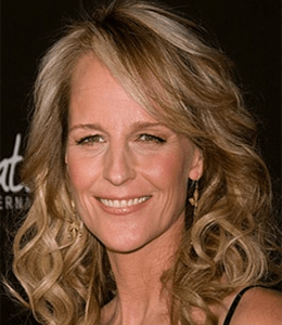 Helen Hunt- American actress, director, and screenwriter