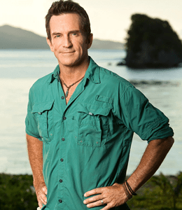 Jeff Probst Shows, Personal life, Awards and twitter