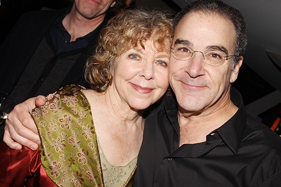 Mandy Patinkin wife