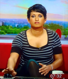 Naga Munchetty Married, Age, Weight Loss and Career