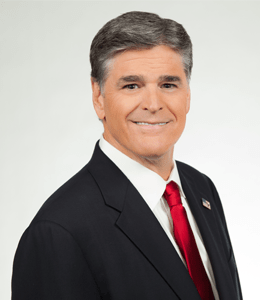 Sean Hannity- Radio and Television host for Fox News channel