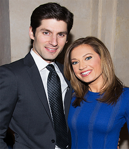 Ginger Zee Salary, Husband, Height and Age